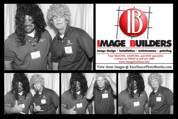 Oklahoma city photo booth tradeshow